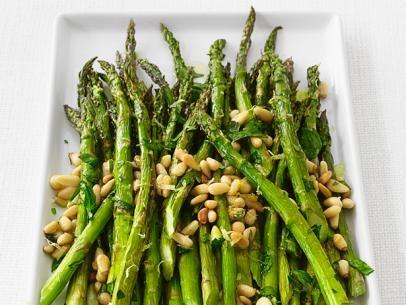 Roasted Asparagus by foodnetwork #Asparagus #Healthy