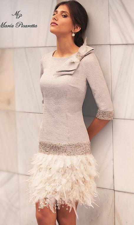 Vestido Como de María Picaretta