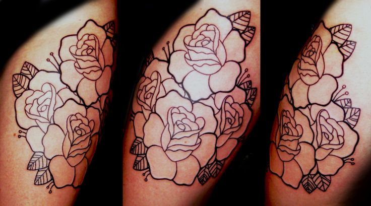 1000 images about neo traditional tattoos on pinterest for Neo traditional rose tattoo
