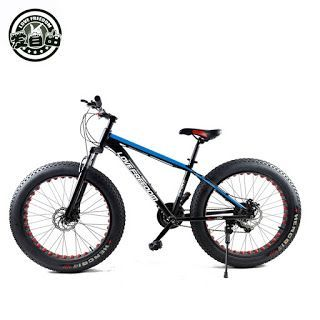 26 inch 24-speed cross-country mountain bike aluminum frame snow beach 4.0 oversized bicycle tire Dirt Bikes for men and women (32675441265)  SEE MORE  #SuperDeals