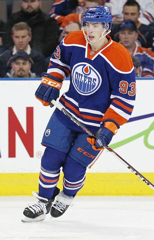 Ryan Nugent-Hopkins • Edmonton Oilers