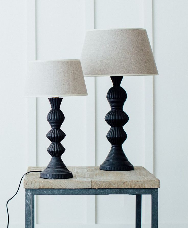 Quirky yet Elegant Table Lamps from The Olive Tree