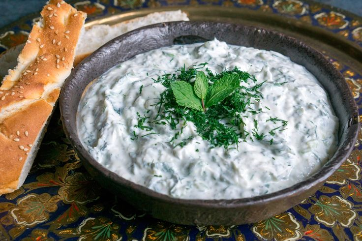 How to make tzatziki - Jamie Oliver | Features