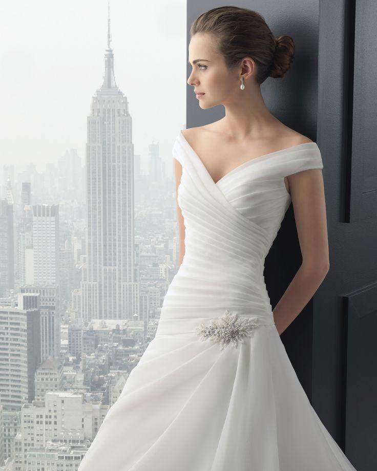 Robes de mariée 2015 | Rosa Clara