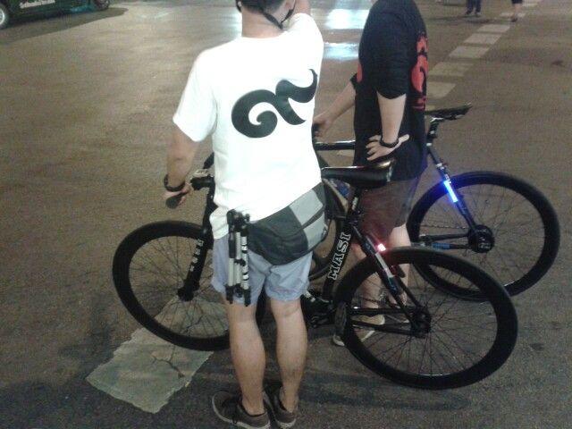 Bangkok Fixed Gear