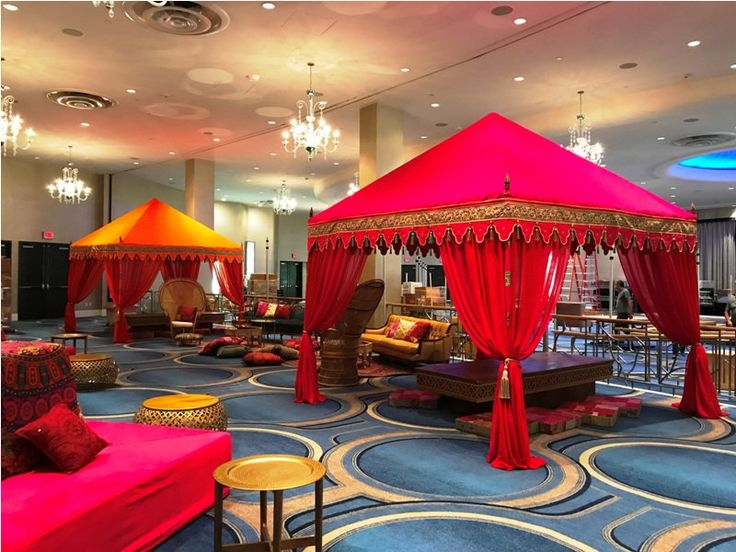 Royal Indian Tents by www.indiantents.com