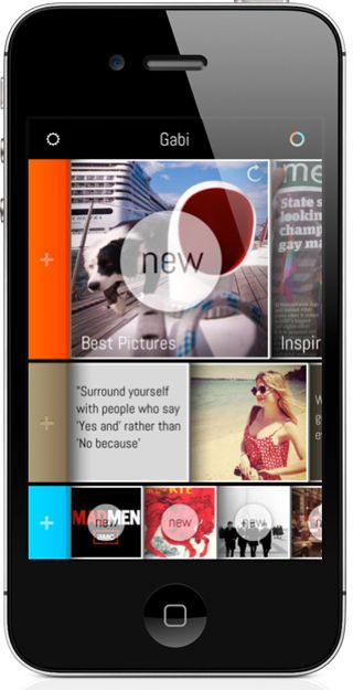 Gabi For iPhone Brings A Facebook Experience To The User Like Never Seen Before | Redmond Pie