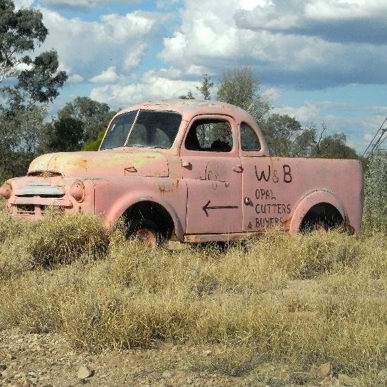 Dodge Fargo Ute from late 50's?