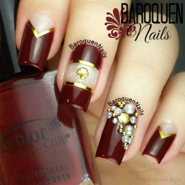 Cool looking nail art.  http://www.zazzle.com/star_nailart_minx_nail_art-256053966568533502?rf=238152296486118738