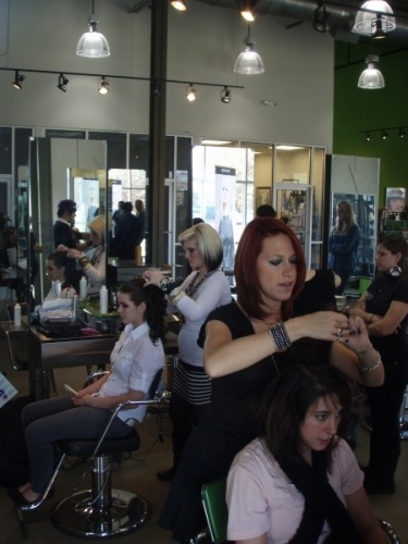 Paul mitchell the school fayetteville inside our school for A salon paul mitchell san diego