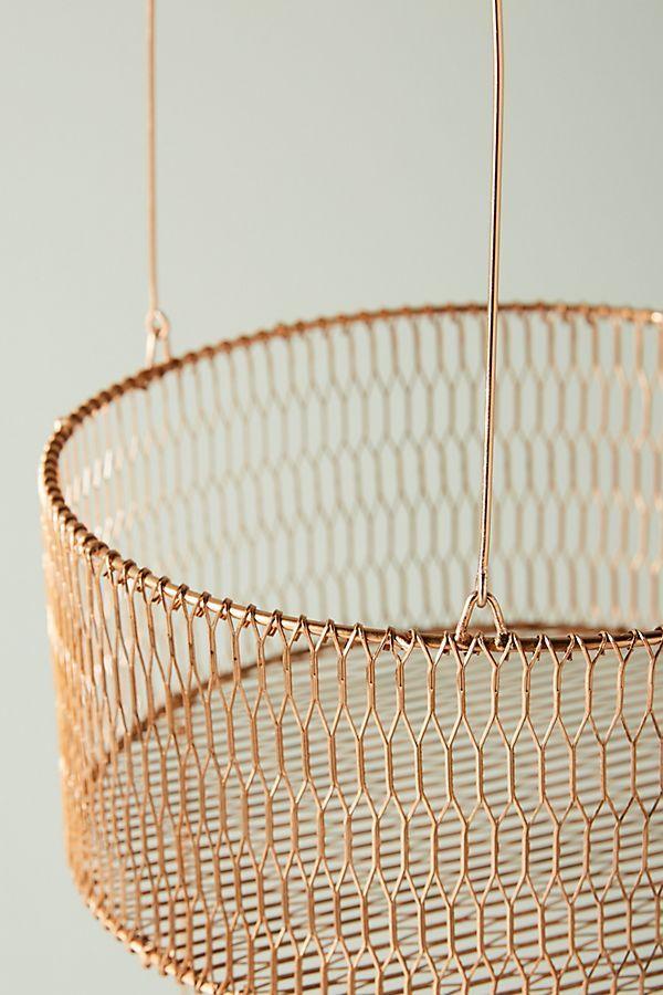 Tiered Hanging Basket Hanging Baskets Hanging Basket