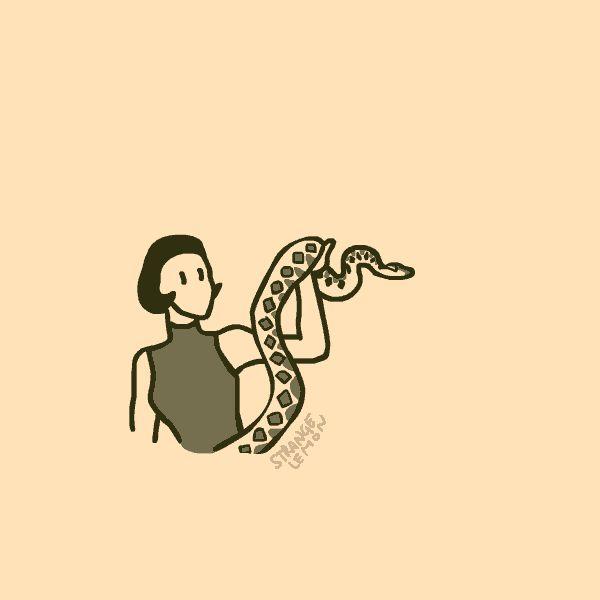 29 - Reptile flaunt