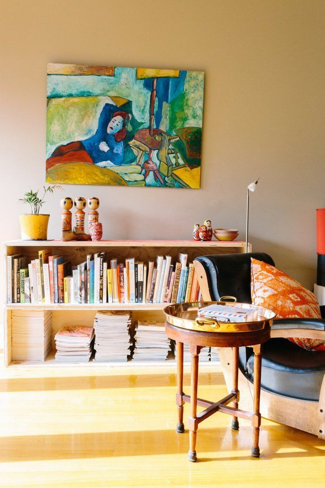 Kathryn and Anthony's Eclectic Australian Home