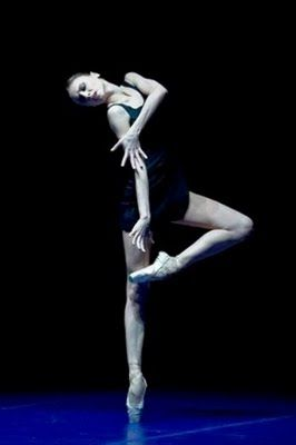 Dance - The expression of time and movement.