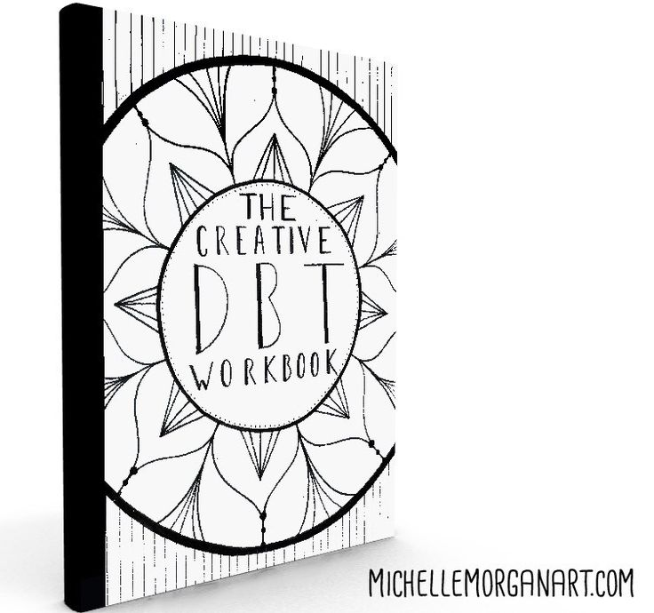 cognitive behavioral therapy coloring pages - photo#17