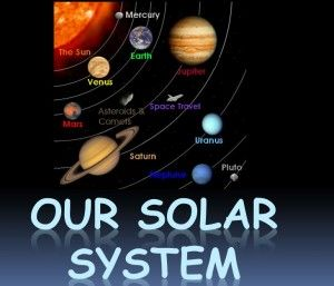 Powerpoint on Our Solar System