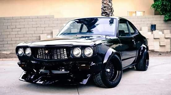 So cool. RX-3