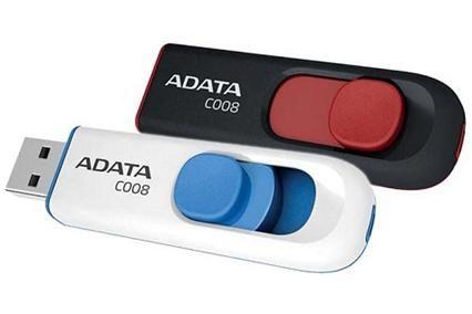 Benefit Consulting s.r.o., zľava dňa: Elegantný ADATA 128 GB flash disk vrátane poštovného. USB kľúč pre neustále nosenie Vašich dát so sebou so 68% zľavou.