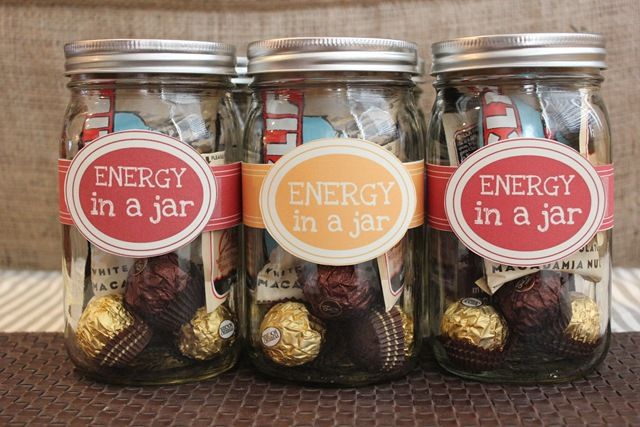 Easy Homemade Craft Ideas | Now this is a super easy and fun idea! What Mom doesn't need energy ...