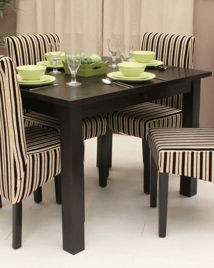 Small Wood Dining Tables: Best 25+ Dark Wood Dining Table Ideas On Pinterest