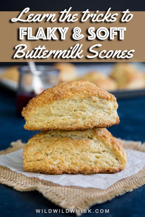 How To Make Buttermilk Scones Wild Wild Whisk Recipe In 2020 Buttermilk Recipes Buttermilk Scone Recipe Scones Easy