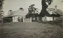 John Macarthur's Elizabeth Farm......Arriving in the colony in 1790 holding the rank of lieutenant he was appointed as commandant at Parramatta. In February 1793, the acting governor, Major Francis Grose, granted Macarthur 100 acres of land at Rose Hill near Parramatta. He was granted a further 100 acres in April 1794 for being the first man to clear and cultivate 50 acres of land. He named the property Elizabeth Farm in honour of his wife.
