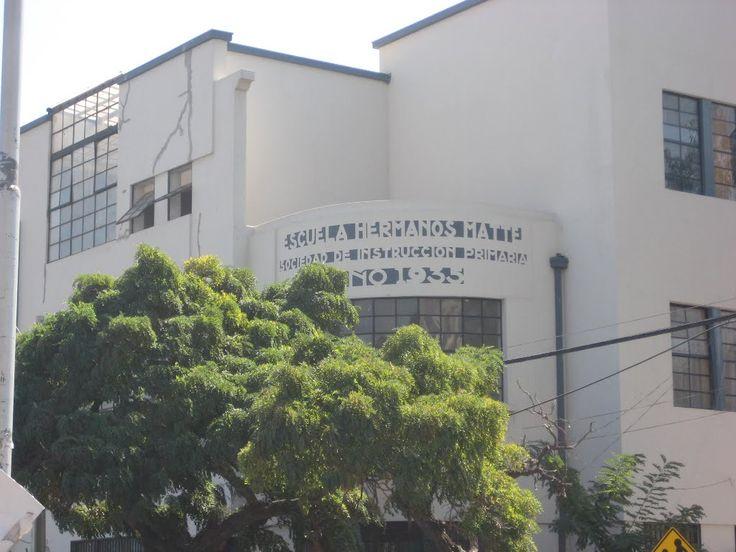 Escuela Hmnos Matte