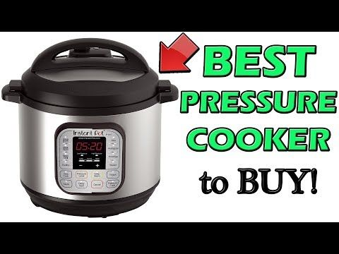 Best Pressure Cooker 2018 Review