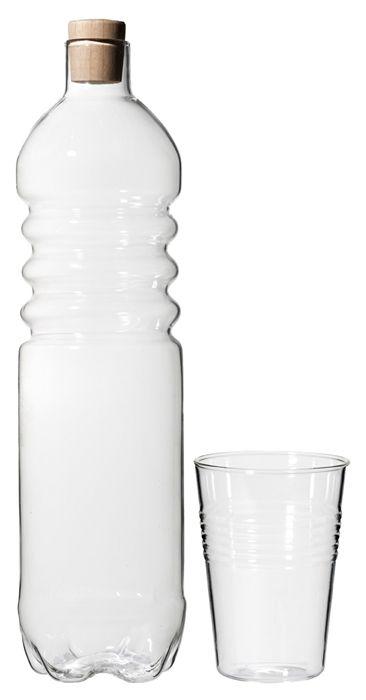 // Glass bottle