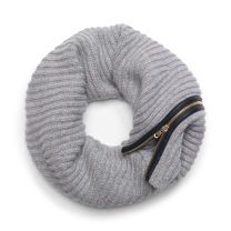 "oohh i can make an ""infinity"" scarf by connecting the ends with a zipper!!!"