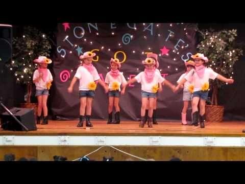 Stonegate Talent Show - Cotton Eye Joe - YouTube