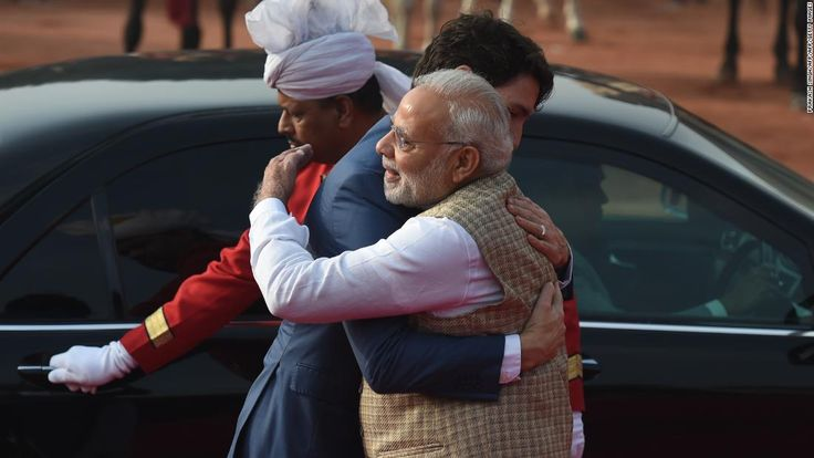 Trudeau has become embroiled in a fresh spat, following his apparent endorsement of allegations that the Indian government sought to undermine his visit to...