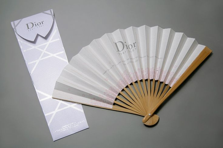 inspiration fashion event invitations - they're always very unique & creative. I could work with silver. {Dior: invitation design for a Dior event}