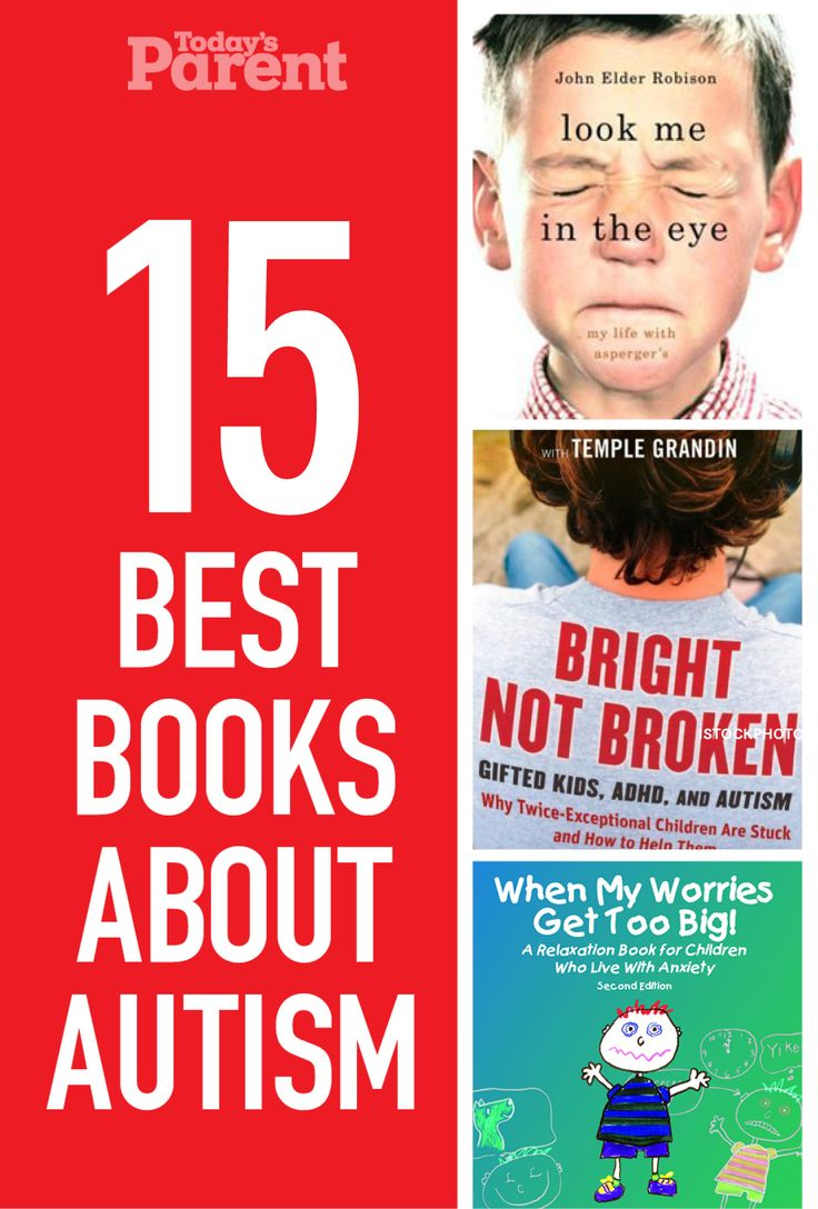 In honour of World Autism Awareness Day, we've compiled a list of the 16 great books that talk about the spectrum.