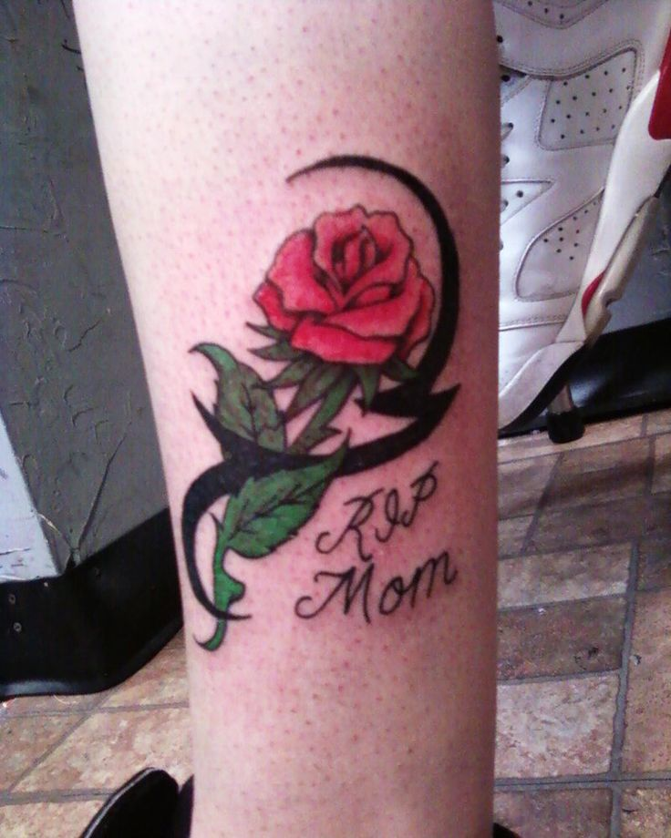 Riptattoodesigns Pin Rip Mom Dad Cross Tattoo Tattoos Rate My