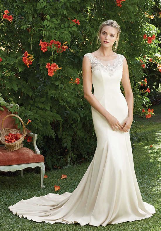 Casablanca Bridal Style 2284 Petunia Wedding Dress Photo