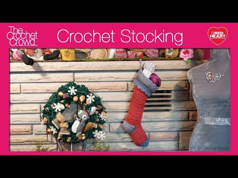 Christmas Stocking Tutorial. No Fooling! The Quick & Easy Christmas Stocking is just as it's promised. It is truly quick and easy! Get the free written instr...