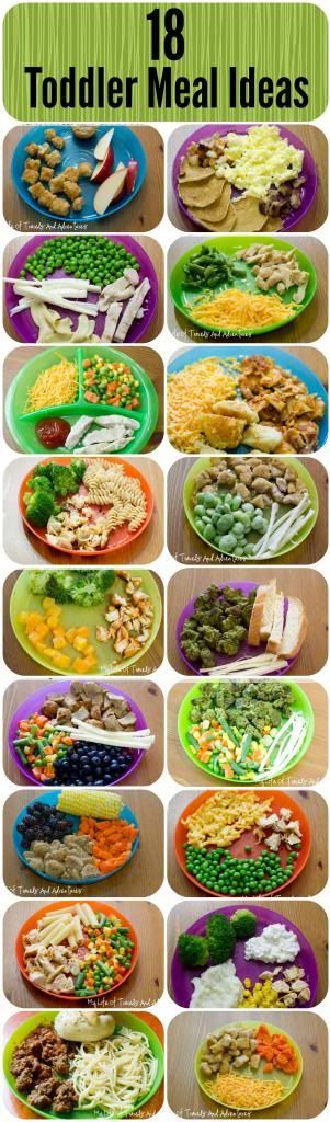 My Life of Travels and Adventures: Simple Toddler Meals: Part 2