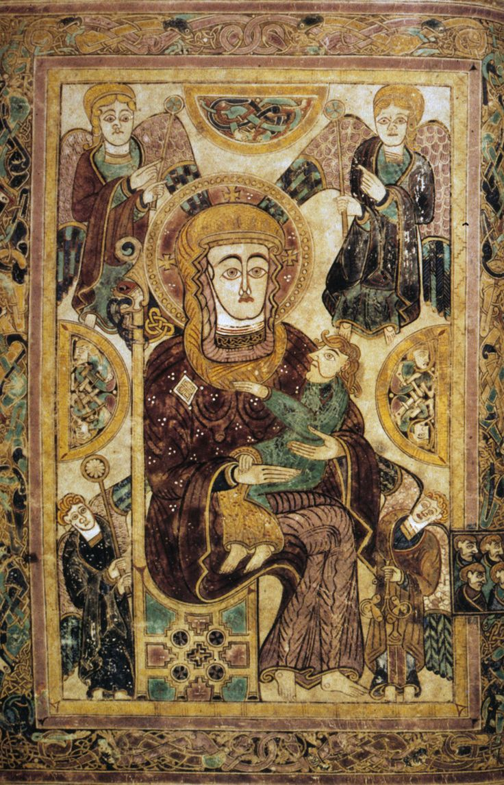 46 Best Images About Book Of Kells On Pinterest
