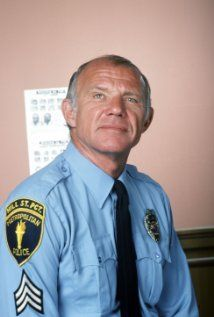 Michael Conrad -  a stalwart American character actor who appeared frequently on television, best known for his recurring role as the desk sergeant Phil Esterhaus on Hill Street Blues for which he won two Best Supporting Actor Emmy Awards, in 1981 and 1982. Conrad died from urethral cancer on Nov 22, 1983 at the age of 58.