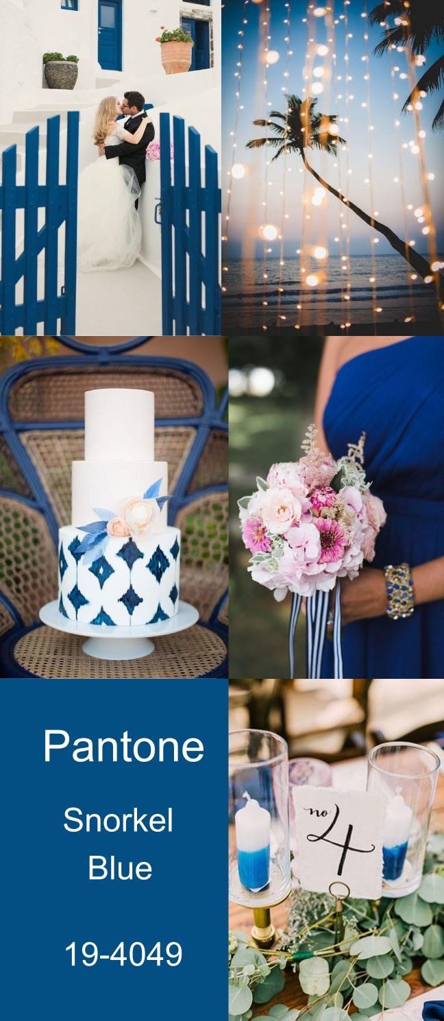 Wedding colors for a beach wedding  Best  Tropical Wedding Ideas u Wedding Colors images on Pinterest