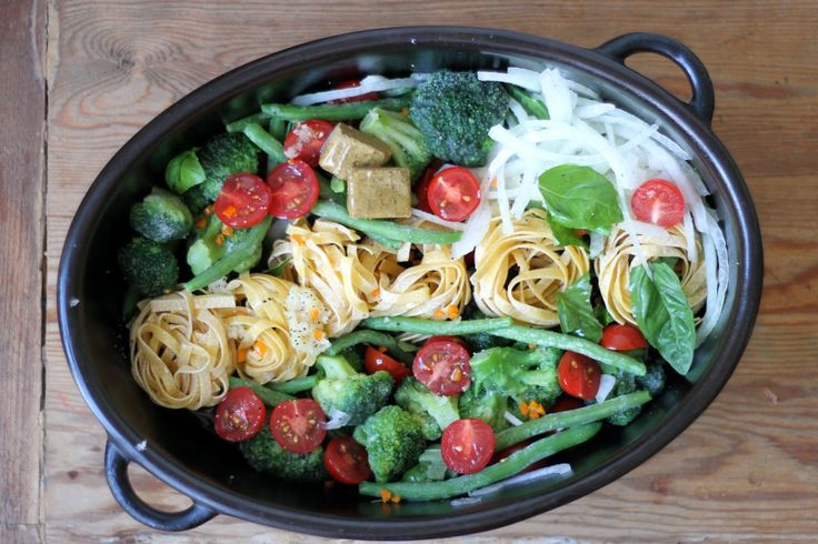 Italiensk One pot Pasta – Fridas Bakblogg