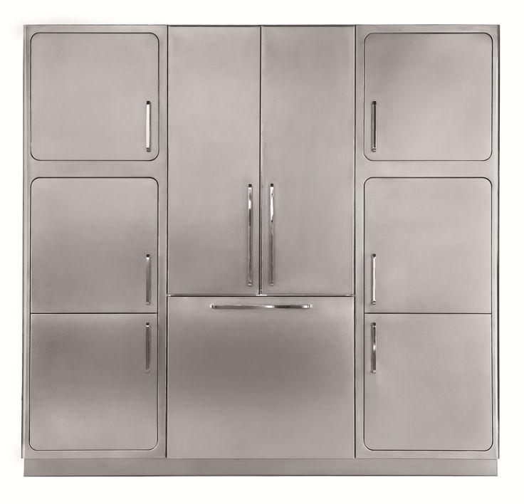 Mer enn 25 bra ideer om Küche edelstahl på Pinterest - wasserhahn küche locker