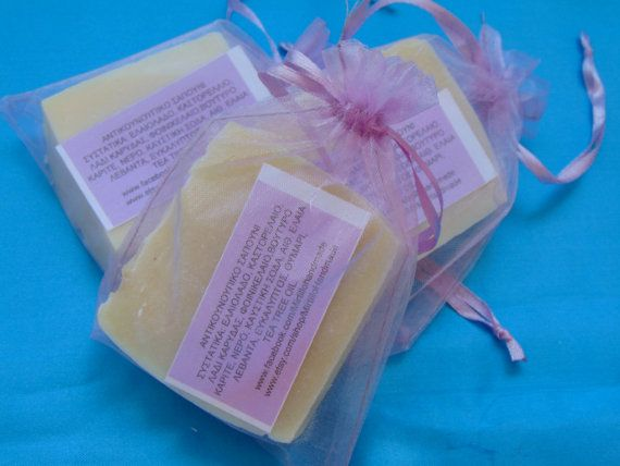 Handmade Mosquitos Repellent Soap Moisturizing by MirtilloHandmade