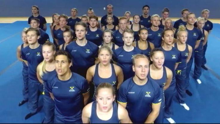 I helgen avgörs EM i truppgymnastik i slovenska Maribor. Sveriges damer är regerande mästare medan herrarna jagar nationens första guld. För Jakob Melin blir det sista resan med gänget.