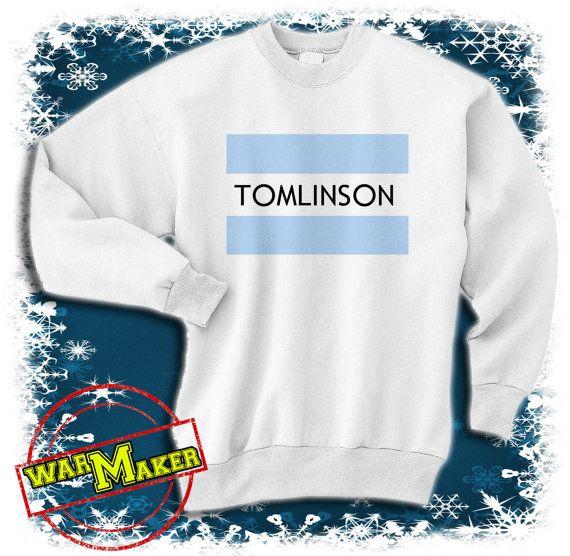 louis tomlinson flag sweatshirt one direction shirt от warmmaker