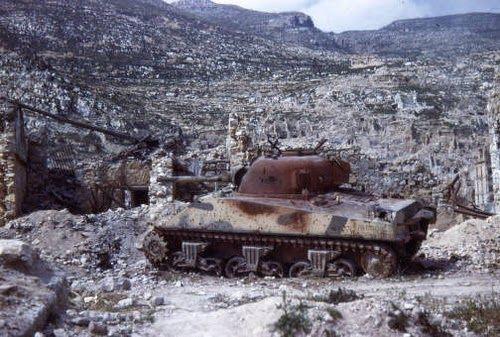 Rare Photographs the Aftermath of Battle of Monte Cassino, ca. 1944 - https://www.warhistoryonline.com/war-articles/rare-photographs-the-aftermath-of-battle-of-monte-cassino-ca-1944.html