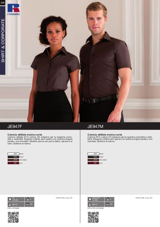 Shirt & corporate - Camice personalizzate by FAST COPY SNC via slideshare