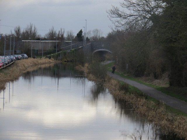 Royal Canal, Maynooth, Co. Kildare