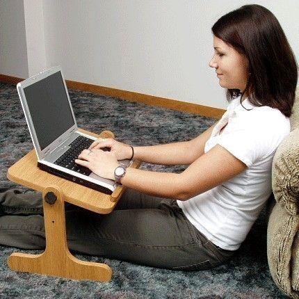 25 Best Ideas About Laptop Desk On Pinterest Adjustable